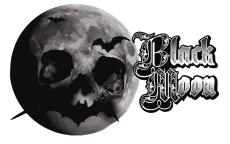 The Black Moon Logo